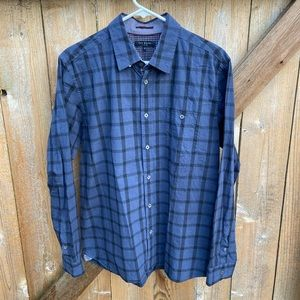 Ted Baker London Causal Button Up Shirt LIKE NEW